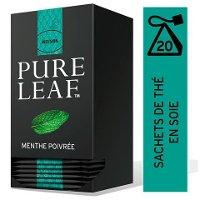 Pure Leaf Infusion Menthe Poivrée 20 sachets pyramide