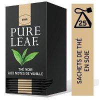Pure Leaf Thé Noir aux notes de Vanille 25 sachets pyramides