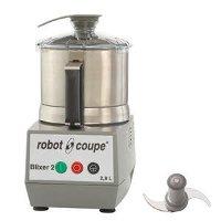 Robot Blixer 2 - repas à texture modifiée