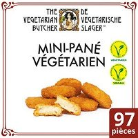 The Vegetarian Butcher Mini-pané Végétarien 1,75Kg