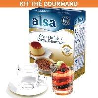 Un kit Thé Gourmand offert !