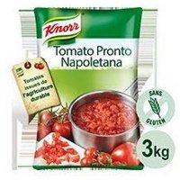 Une Knorr Collezione Italiana Sauce Napoletana Poche 3 KG offerte !