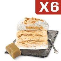 Viennetta Biscuit Caramel x 6