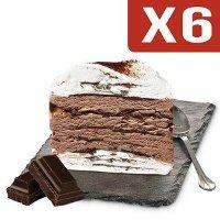 Viennetta Double Chocolat x 6