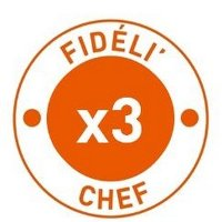 Vos points Fidéli'Chef triplés !