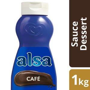 Alsa Sauce au Café 1kg