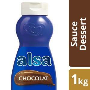 Alsa Sauce Chocolat 1kg