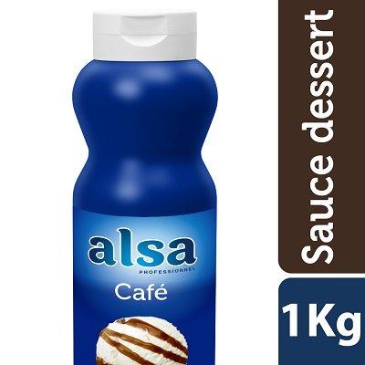 Alsa Sauce Dessert Café 1kg -