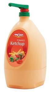 Amora Ketchup Distributeur Jet Bar 6kg