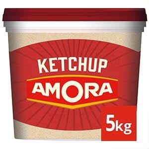Amora Ketchup seau de 5 Kg -