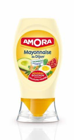 Amora Mayonnaise de Dijon Flacon 235g