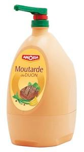Amora Moutarde de Dijon Jet Bar 6kg -