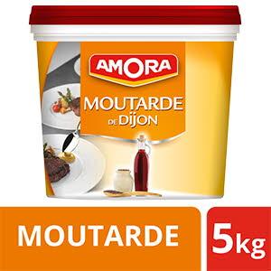 Amora Moutarde de Dijon - Seau 5 kg