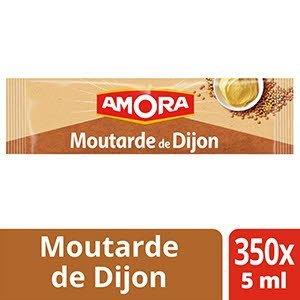 Amora Moutarde présentoir 400 dosettes 5ml
