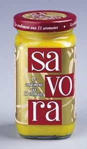 Amora Moutarde Savora Bocal 385g -