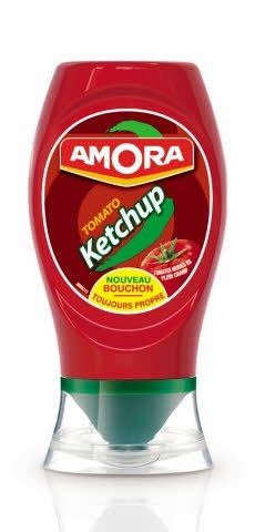 Amora Petit Ketchupier 280 g -