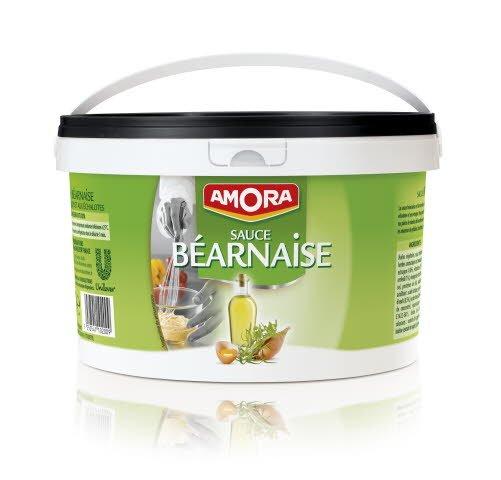 Amora Sauce Béarnaise Seau 2,7kg