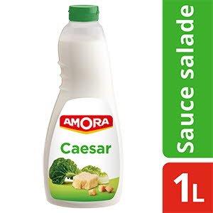 Amora Sauce Caesar Salade & Sandwich 1L -