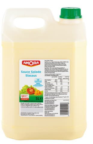 Amora Sauce Salade Bidon 5L