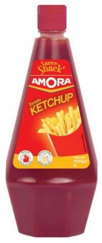 Amora Tomato Ketchup - Flacon Souple 1 l