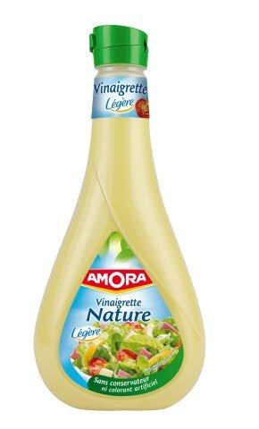 Amora Vinaigrette nature Bouteille 450ml