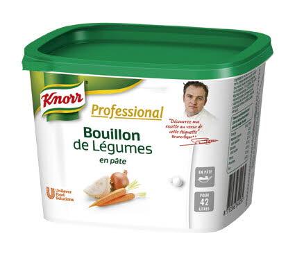 Bouillon de Légumes en pâte Knorr Professional