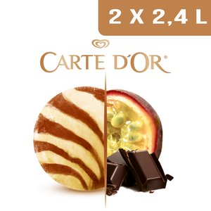 Carte d'Or Créations glacées Sensation Chocolat Passion 2,4L