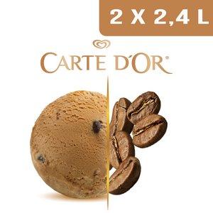 Carte d'Or Crème glacée Café -  2,4 L -