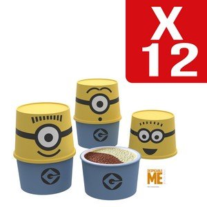 Glace Minions x 12