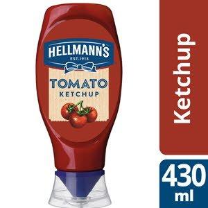 Hellmann's Ketchup flacon souple 430ml -