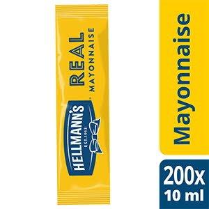 Hellmann's Mayonnaise Présentoir 200 dosettes 10ml