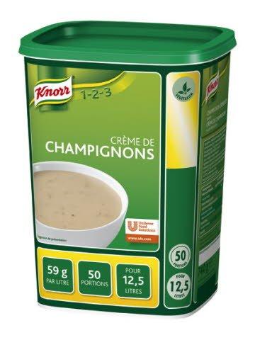 Knorr 1-2-3 Crème de Champignons