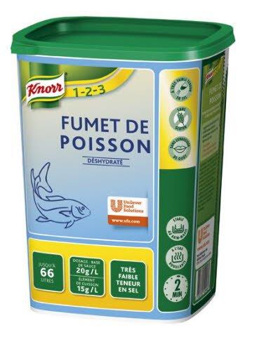 Knorr 1-2-3 Fumet de Poisson FTS 1 kg
