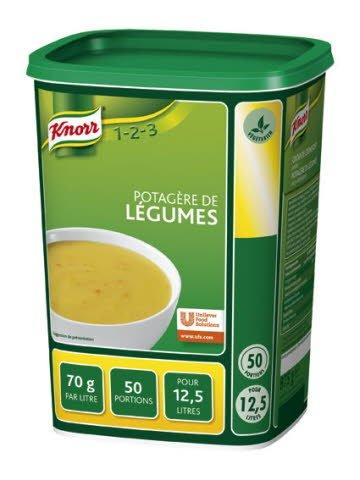 Knorr 1-2-3 Potagère de Légumes