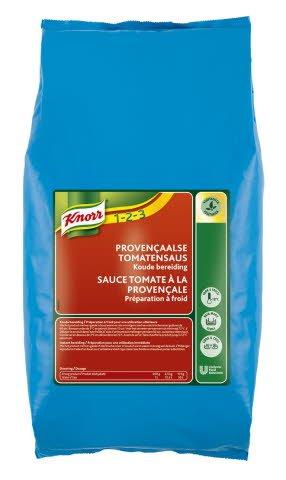 Knorr 1-2-3 Sauce tomate à la provençale Spécial liaison froide 2.5 Kg