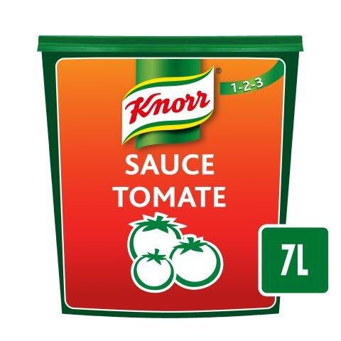 Knorr 1-2-3 Sauce Tomate Déshydratée 840g (7L)