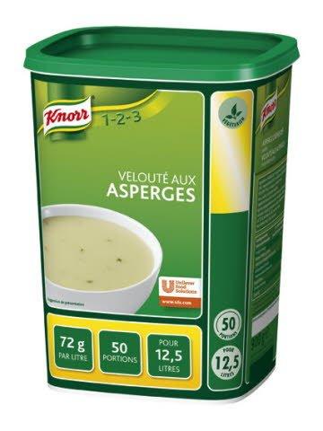 Knorr 1-2-3 Velouté aux Asperges