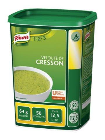 Knorr 1-2-3 Velouté de Cresson