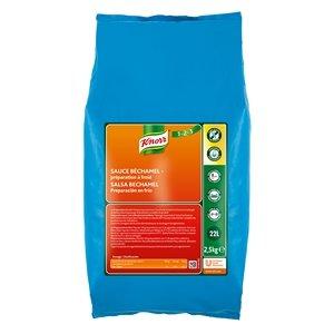 Knorr 123 Sauce Béchamel préparation à froid 2,5 kg