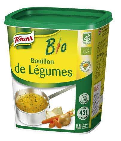 Knorr Bio Bouillon de Légumes 1kg