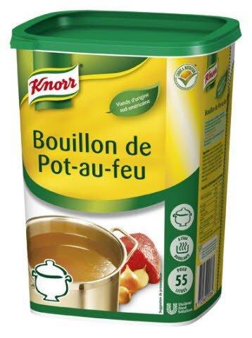 Knorr Bouillon Pot au Feu Déshydraté 1,1kg jusqu'à55L