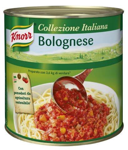 Knorr Collezione Italiana Sauce Bolognese 2.5 kg