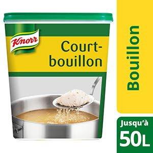 Knorr Court-Bouillon Déshydraté 1kg jusqu'à 50L