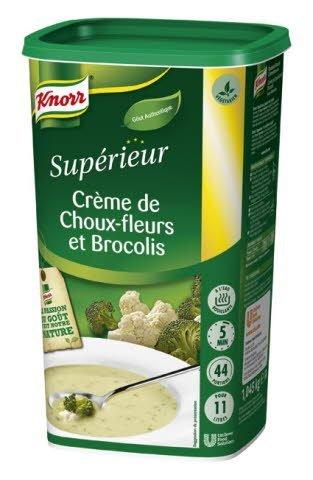 Knorr Crème de Choux-Fleur Brocolis 1,19kg 44 portions