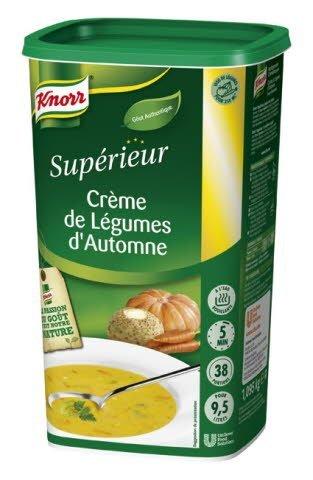 Knorr crème de Légumes d'Automne 1,095kg 50 portions