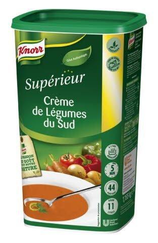 Knorr Crème de légumes du sud 1,155kg 44 portions