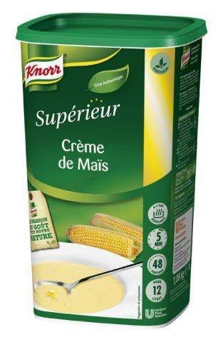 Knorr Crème de maïs 1kg 48 portions