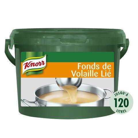 Knorr Fonds de Volaille Lié seau 3 Kg -