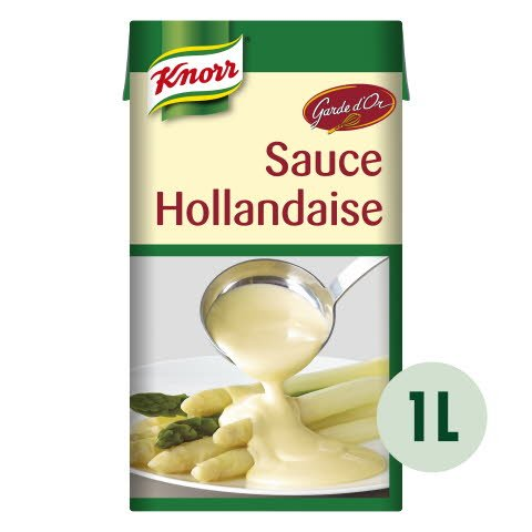 Knorr Garde d'or Sauce Hollandaise Brique 1L -