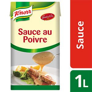 Knorr Garde d'or Sauce Poivre 1L